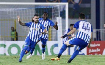 Ξένους διαιτητές στα ματς με τους «μεγάλους» ζητά ο Ατρόμητος
