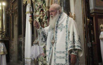Αρχιεπίσκοπος Ιερώνυμος: Δώρο της Παναγίας μας προς τις μητέρες που υπέφεραν