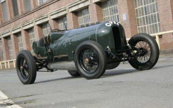 Το θηρίο της Opel του 1914 επιστρέφει στους αγώνες