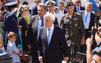 Παυλόπουλος: Επιτακτική η ανάγκη της αρραγούς ενότητας