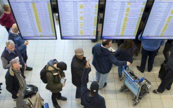 Ματαιώθηκαν πτήσεις στην Ολλανδία λόγω απεργίας στις δημόσιες μεταφορές