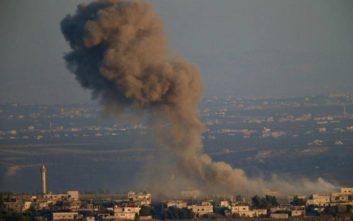 Τουλάχιστον 10 νεκροί στη Συρία λόγω εμπρησμών στα βορειοανατολικά της χώρας