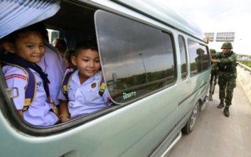 Κοριτσάκι βρήκε τραγικό θάνατο ξεχασμένο μέσα σε σχολικό λεωφορείο