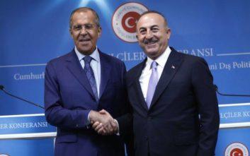 Το Κυπριακό στην ατζέντα διπλωματικών επαφών Ρωσίας - Τουρκίας