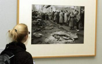 Ο φωτογράφος που αποτύπωσε την ουγγρική εξέγερση του 1956