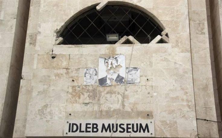 Άνοιξε και πάλι τις πόρτες του το μετά από πέντε χρόνια το μουσείο του Ιντλίμπ