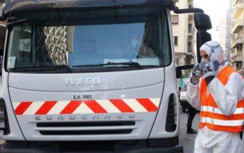 Εντείνονται οι απεντομώσεις στον δήμο Αθηναίων
