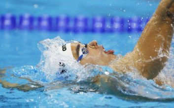 O Χρήστου έφερε το πρώτο ελληνικό μετάλλιο στο Ευρωπαϊκό υγρού στίβου
