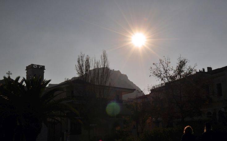 Μερική έκλειψη Ηλίου στις 11 Αυγούστου