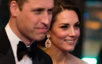 Κέιτ Μίντλετον και πρίγκιπας Ουίλιαμ θα παρουσιάσουν χριστουγεννιάτικη εκπομπή