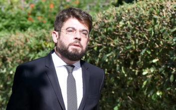 Επιστολή Καλογήρου σε Μητσοτάκη: Ζητά συναίνεση στην αλλαγή ηγεσίας στη Δικαιοσύνη
