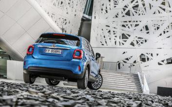 Το νέο Fiat 500X με νέα εμφάνιση και νέες τεχνολογίες