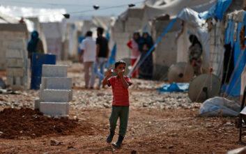 Δραματική προειδοποίηση της UNICEF για το Ιντλίμπ