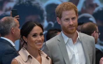 Το παλάτι ανακοίνωσε ότι η Μέγκαν Μαρκλ είναι έγκυος