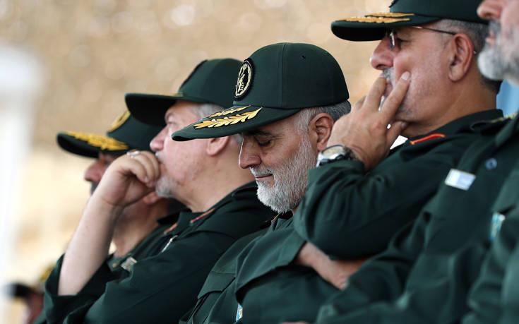 «Μήνυμα» της Τεχεράνης στην Ουάσινγκτον με εκτόξευση πυραύλου στο στενό του Χορμούζ