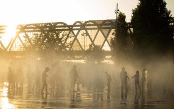 Συναγερμός στην Ευρώπη για το κύμα καύσωνα από την Αφρική