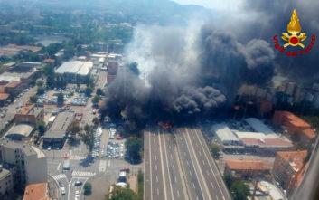 Πάνω από 70 τραυματίες από την έκρηξη στην Μπολόνια