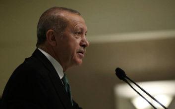 Ο Ερντογάν έγινε πρόεδρος του επενδυτικού ταμείου της Τουρκίας