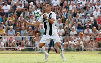 Ο Κριστιάνο Ρονάλντο ψάχνει το πρώτο του γκολ στη Serie A
