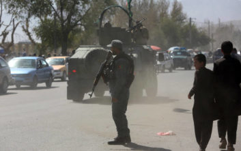 Έκρηξη πριν λίγο στο Αφγανιστάν