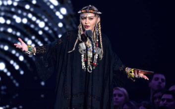 Με μία παλιά επιτυχία και ένα νέο τραγούδι θα εμφανιστεί η Μαντόνα στον τελικό της Eurovision