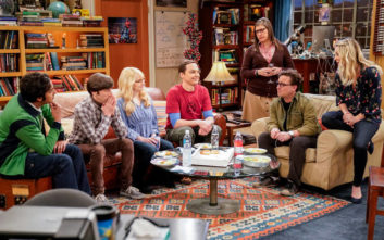 Ανακοινώθηκε το φινάλε του «The Bing Bang Theory»
