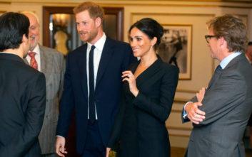 Το λάθος της Μέγκαν Μαρκλ με τον πρίγκιπα Χάρι