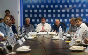 Διακοπή στο Διοικητικό Συμβούλιο της Super League