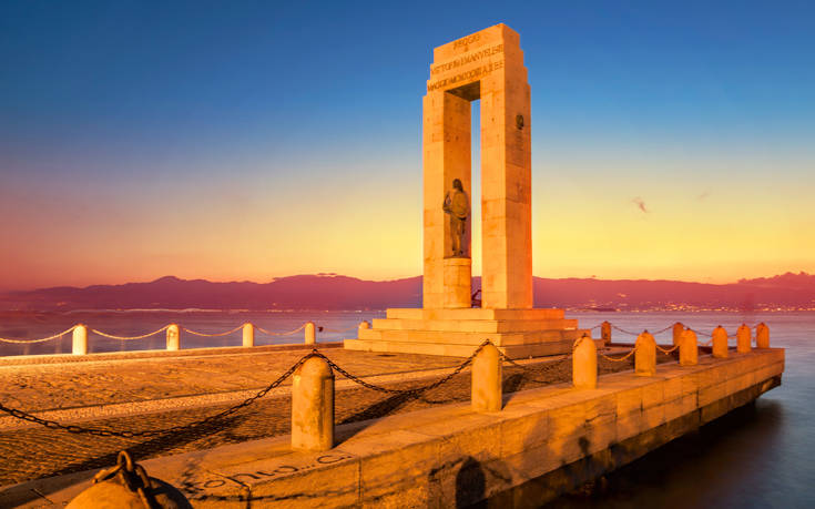Η παραθαλάσσια πόλη όπου χτυπά η καρδιά της Μεγάλης Ελλάδας