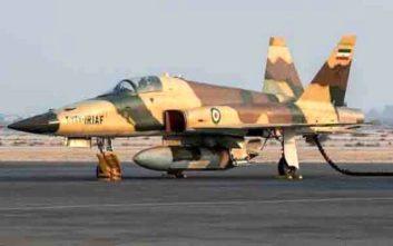Συνετρίβη μαχητικό F5 στο Ιράν