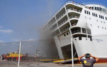 «Όλο το προσωπικό του πλοίου λειτούργησε άψογα»