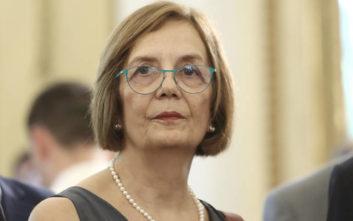 Η Μυρσίνη Ζορμπά ζητάει από τον Άδωνι Γεωργιάδη να απολογηθεί