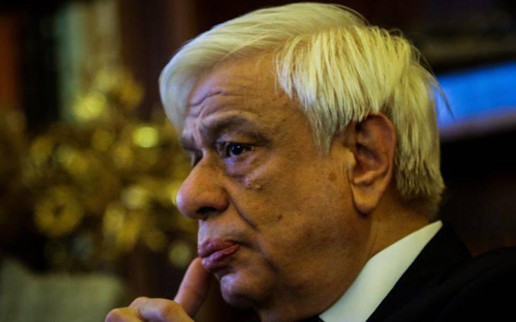 Παυλόπουλος: Οποιαδήποτε στήριξη της διαστρέβλωσης της ιστορίας επηρεάζει καθοριστικά τις ελληνοαλβανικές σχέσεις