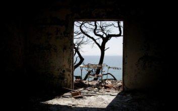 Tηλεφωνικό κέντρο για πληροφορίες στους πληγέντες από τις πυρκαγιές στην Αττική