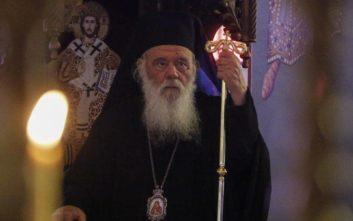 Αρχιεπίσκοπος Ιερώνυμος: Χωρίς να είναι σύμφωνοι οι ιερείς δεν θα γίνει απολύτως τίποτα