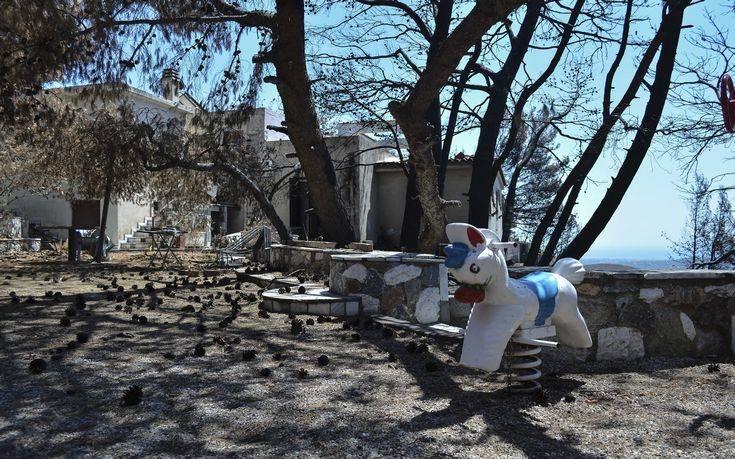 Αποκατάσταση κοινωφελών υποδομών από τον ΟΣΕ στις πυρόπληκτες περιοχές