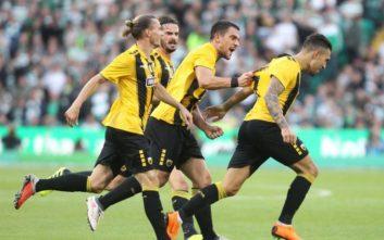 Στην Καλλιθέα θα διεξαχθεί το ΑΕΚ-Λαμία για το Κύπελλο