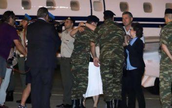 Κουβέλης: Πίστευα ότι ο χρόνος της απελευθέρωσης των δύο Ελλήνων στρατιωτικών θα ήταν μακρύτερος