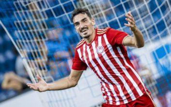 Χριστοδουλόπουλος: Θα ήθελα τρία πρωταθλήματα με τρεις διαφορετικές ομάδες