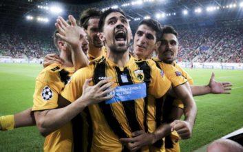 Με το ενάμισι πόδι στους ομίλους του Champions League η ΑΕΚ