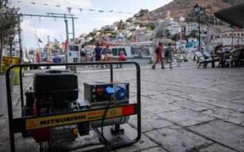 Την αποκατάσταση της ηλεκτροδότησης της Ύδρας ανακοίνωσε ο ΔΕΔΔΗΕ