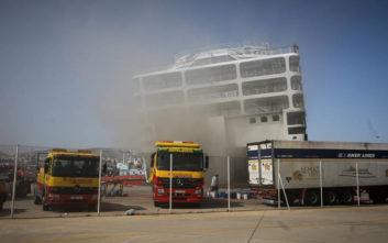 Τι θα γίνει με τις αποζημιώσεις στους επιβάτες που υπέστησαν ζημιές από την πυρκαγιά στο πλοίο «Ελ. Βενιζέλος»