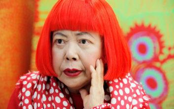 Η 89χρονη καλλιτέχνις που είναι από τις πιο επιτυχημένες εν ζωή στον κόσμο