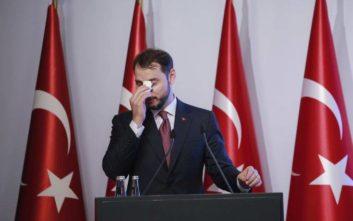 Στο μάτι του κυκλώνα ο γαμπρός του Ερντογάν