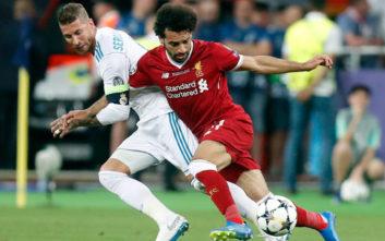 Η UEFA δεν τιμωρεί τον Ράμος για τα καμώματά του στον τελικό