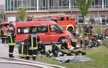 Έκρηξη σε διυλιστήριο στη Γερμανία