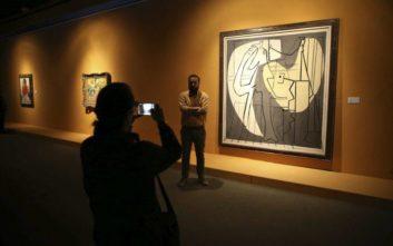 Δέκα ξεχασμένοι πίνακες του Πικάσο βρέθηκαν στην Τεχεράνη