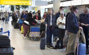 Απεργία για τους φρουρούς ασφαλείας στο αεροδρόμιο του Άμστερνταμ