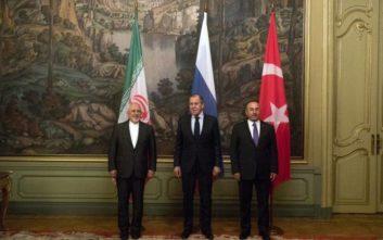Ενδεχόμενη Σύνοδο κορυφής με Τουρκία και Ιράν ανακοίνωσε το Κρεμλίνο