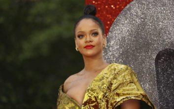 Η Rihanna ζητά τερματισμό της αστυνομικής βίας